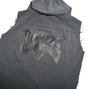 SCAB HOODED SHIRTS