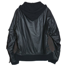 VANDALIZE ATTACHABLE CARGO BOMBER JACKET