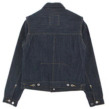 DENIM EXCHANGE JACKET