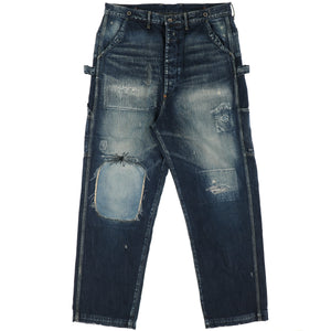 PATCH WORK JEANS