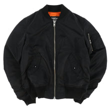 LOOP BOMBER JACKET