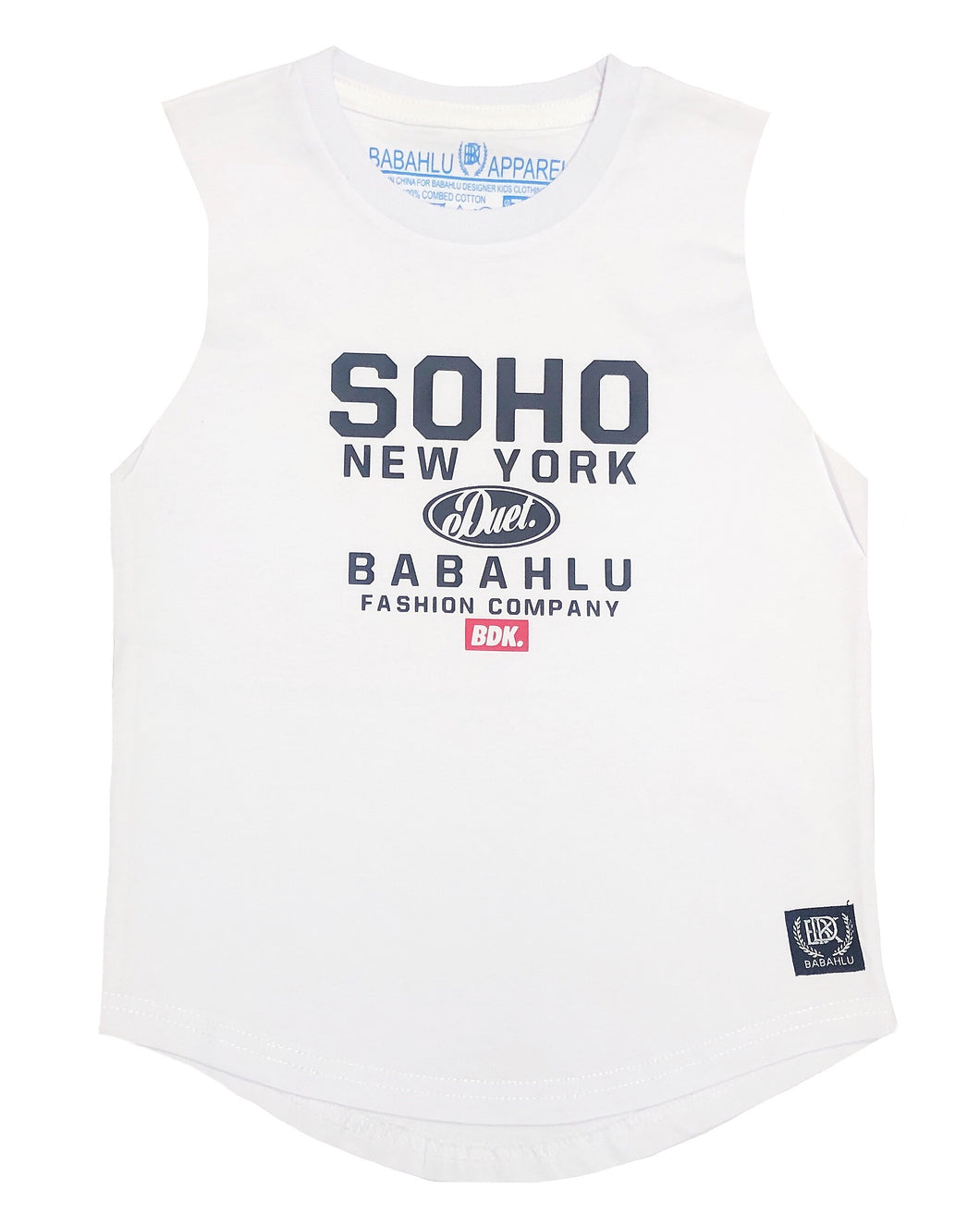 Muscle Tank SOHO New York Duet
