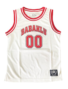 Basketball Tank White 00 Print