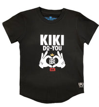 """Kiki Do You Love BDK"" Print Tee - Babahlu Kids Streetwear"