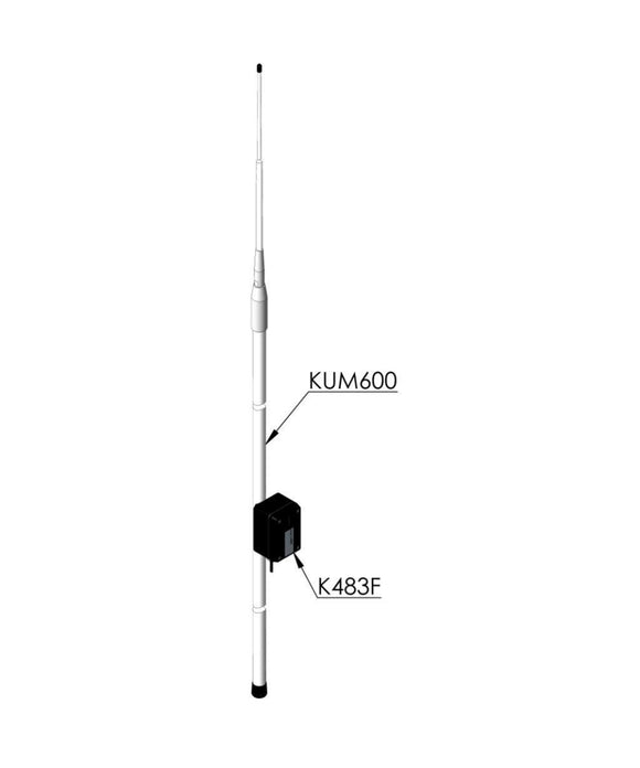 Photo of AC Antennas KUM600-1 HF/SSB Antenna