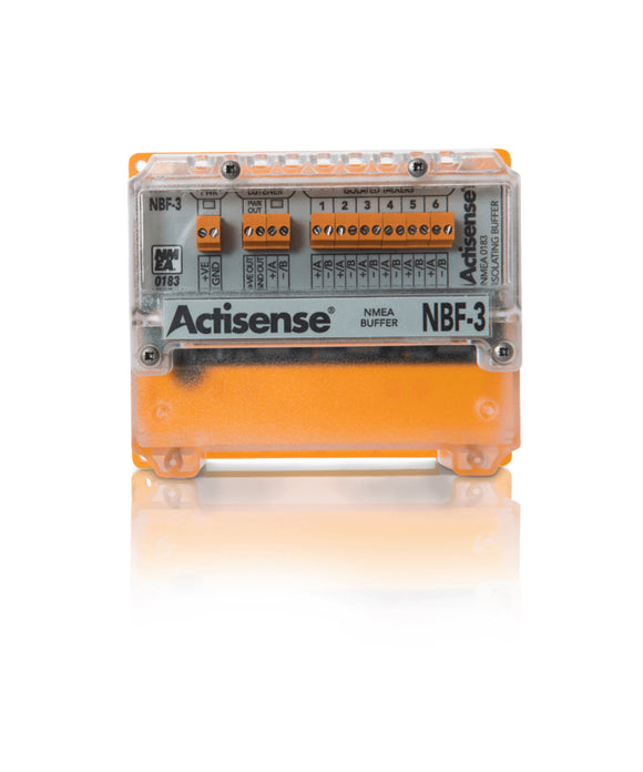 Photo of Actisense NMEA 0183 Buffer NBF-3-BAS