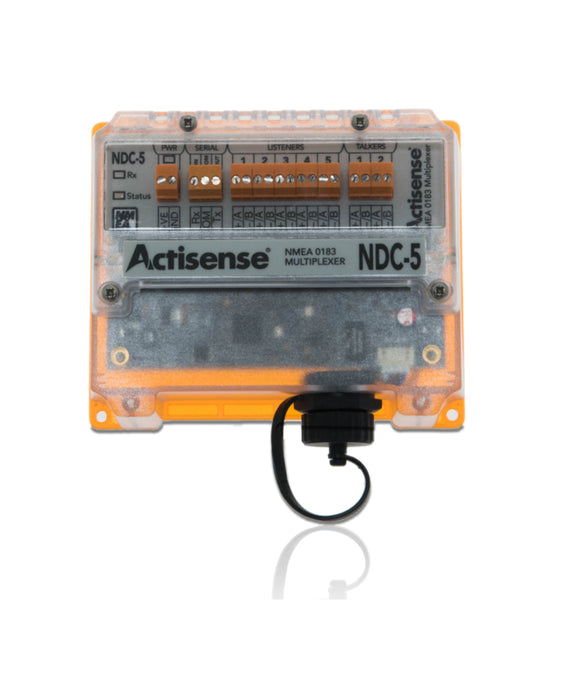 Photo of Actisense NMEA 0183 Combiner / Multiplexer NDC-5