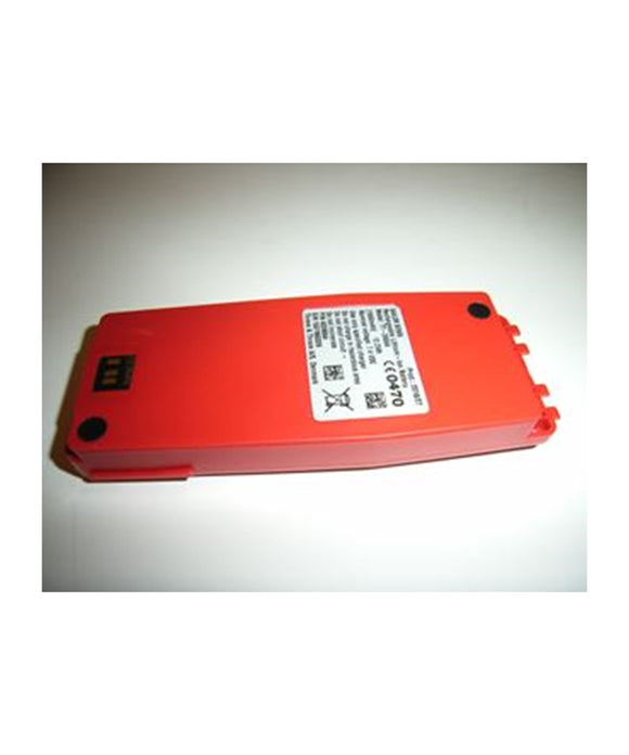 Photo of Cobham SAILOR ATEX Rechargeable Li-Ion Battery B3906 / S-403906A (Red)