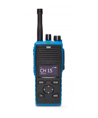 Entel DT544 VHF IECEx Intrinsically Safe Portable Radio