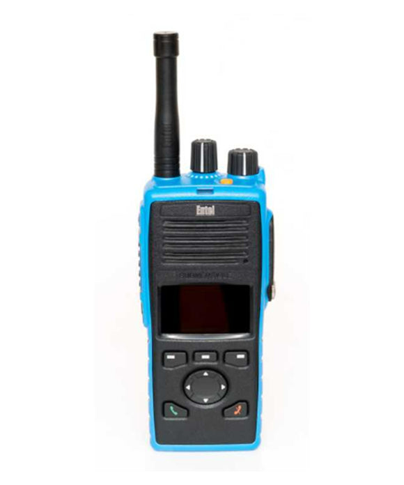 Entel DT585 UHF IECEx Intrinsically Safe Digital Radio