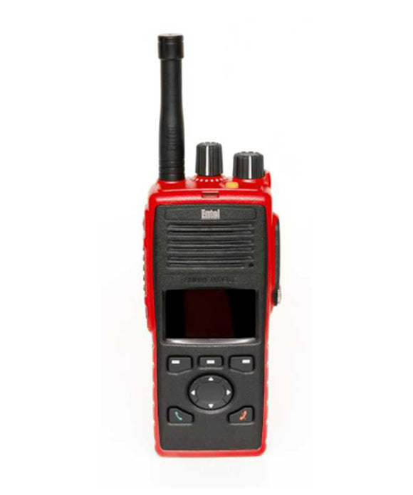 Entel DT844FF VHF MED ATEX IIB Intrinsically Safe Portable Radio