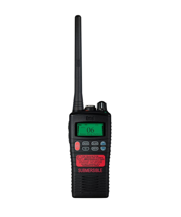 Photo of Entel HT544 VHF IECEx Intrinsically Safe Portable Radio