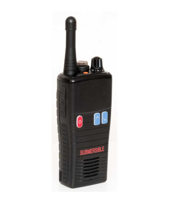 Photo of Entel HT882 UHF ATEX IIA Intrinsically Safe Portable Radio