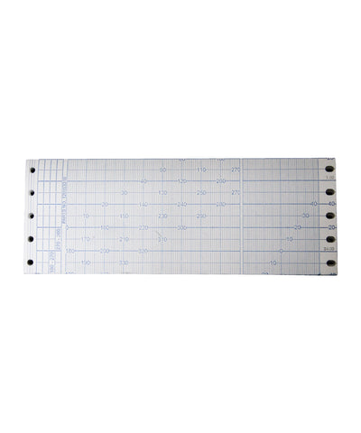 Photo of 26m Course Recorder Paper 120103310-26M for Tokimec DCR 40A (European)