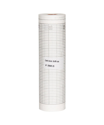 Photo of 15m Recording Paper 20003 for Chessell Eurotherm 300/301 (European)