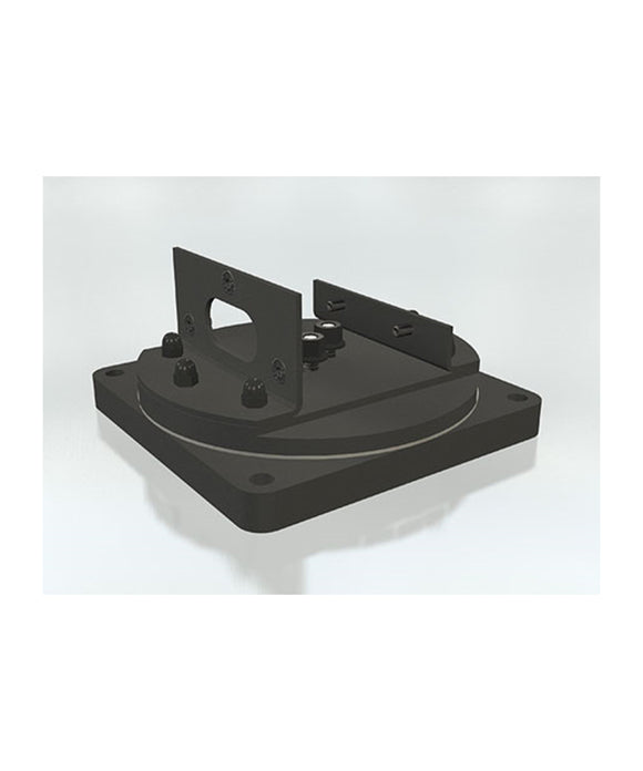 Photo of Hatteland JH MMDRO STD-A1 Black Aluminium Rotary Bracket for 17