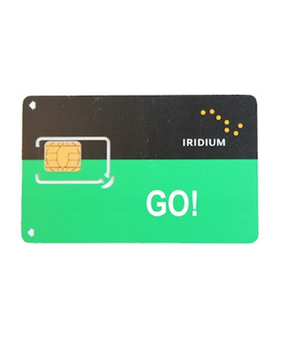 Photo of Iridium Sim Card - Prepaid/GO! (Blank)