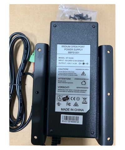 Photo of Iridium Open Port Pilot Power Supply BDE with Bracket BBPS1001