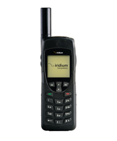 Photo of Iridium 9555 Handheld Satellite Phone Handset