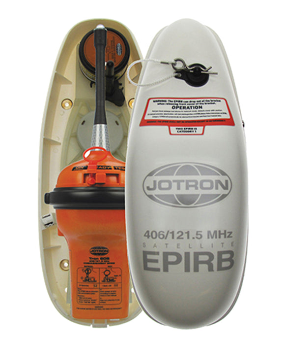Photo of Jotron Tron 60S EPIRB with Float Free Bracket 83310