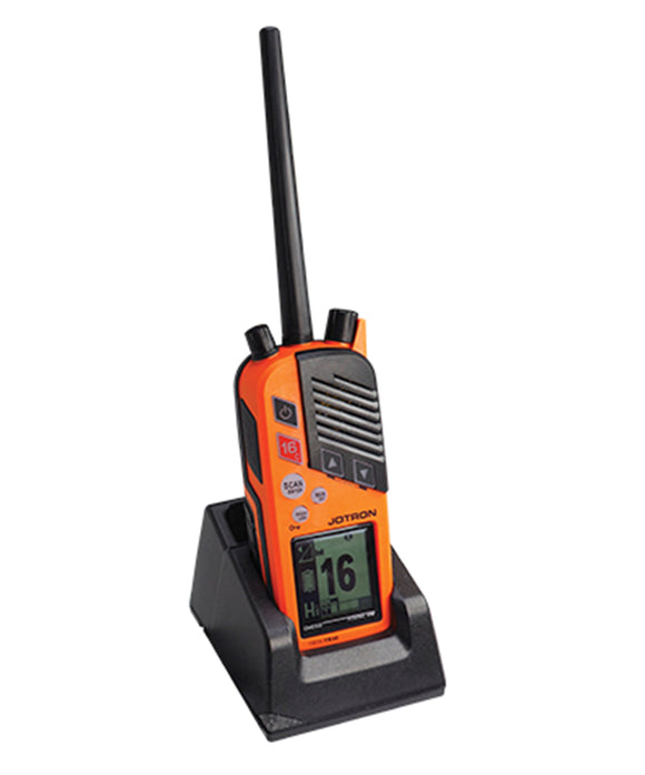 Photo of Jotron Tron TR30 GMDSS and Maritime VHF Radio with Emergency Battery and Rechargeable Battery Pack 87950
