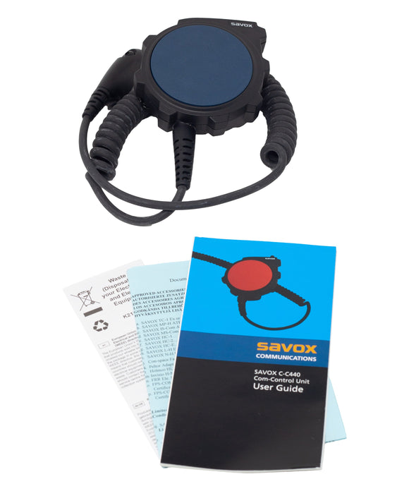 Photo of Savox HC-1 Helmet-COM Bone Conduction Headset for Motorola Radio