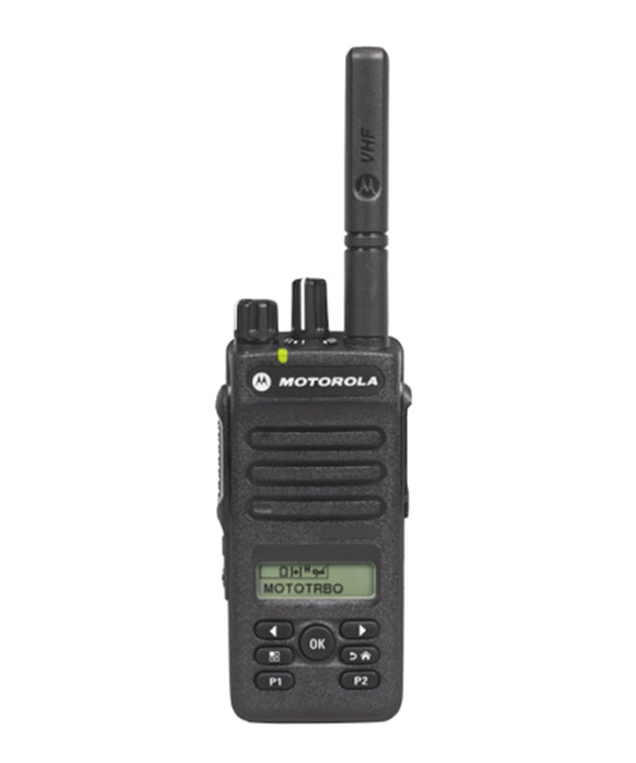 Photo of Motorola XiR P6620i Intrinsically Safe VHF Digital Portable Radio