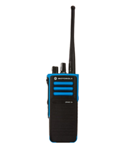 Photo of Motorola XiR P8608 EX ATEX Intrinsically Safe UHF Digital Portable Radio
