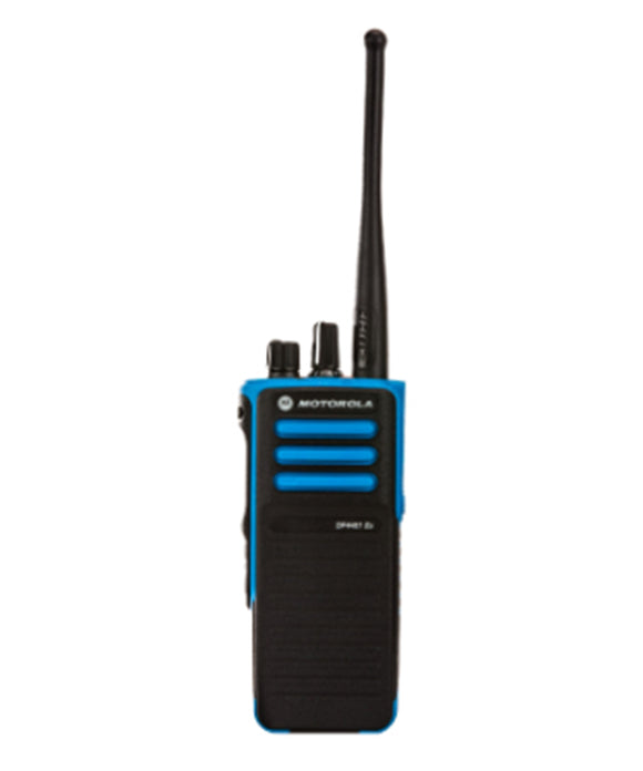 Photo of Motorola XiR P8608 EX ATEX Intrinsically Safe VHF Digital Portable Radio