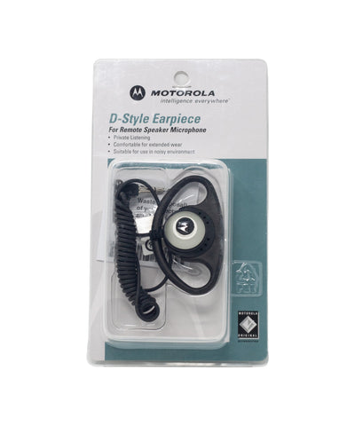 Photo of Motorola PMLN4620 D-Shell Receive-Only Ear Piece