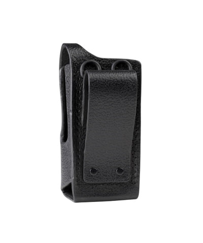 Photo of Motorola PMLN5864 Hard Leather Case with Fixed Belt Loop for Non-Display Radio