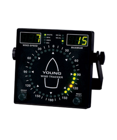 Photo of RM Young Marine Wind Tracker Model 06206