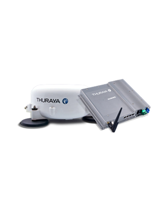 Photo of Thuraya IP Voyager Satellite IP Data Terminal