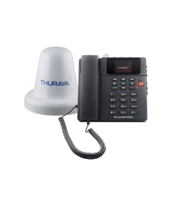 Photo of Thuraya MarineStar Maritime Voice & Data Terminal