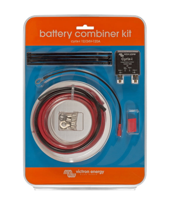 Photo of Victron Energy Cyrix-I Battery Combiner Kit