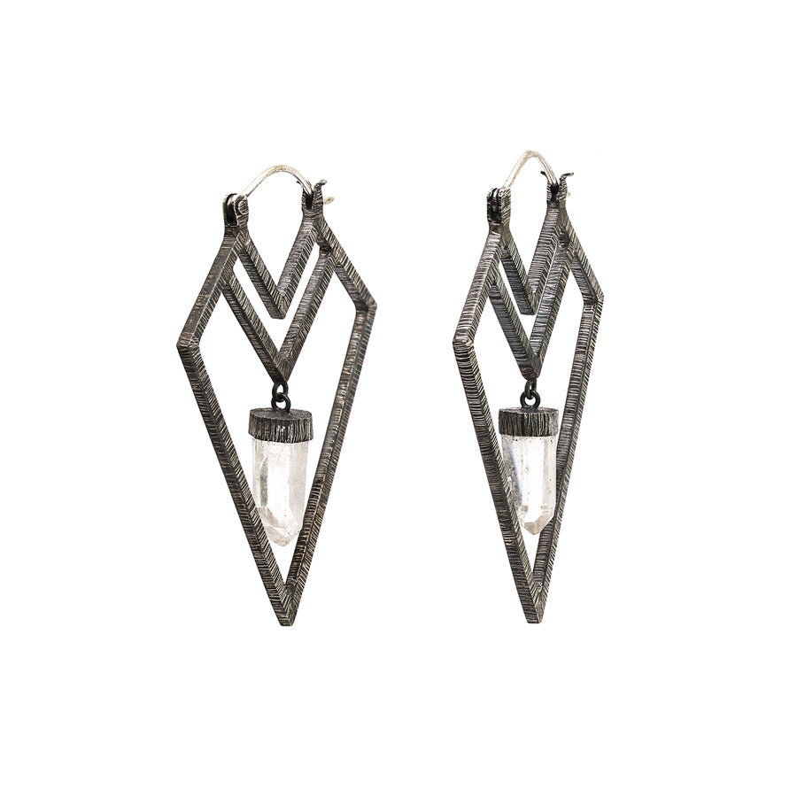 Delving Arrows Earring