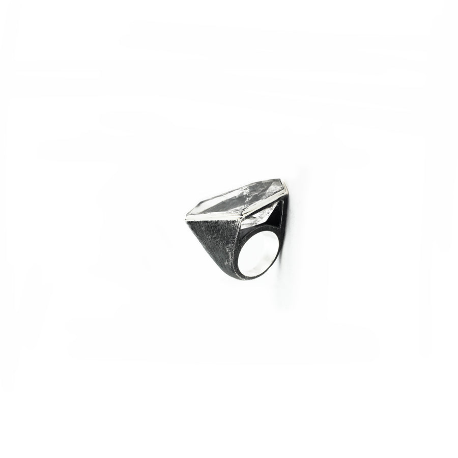 Edgy Lights Ring