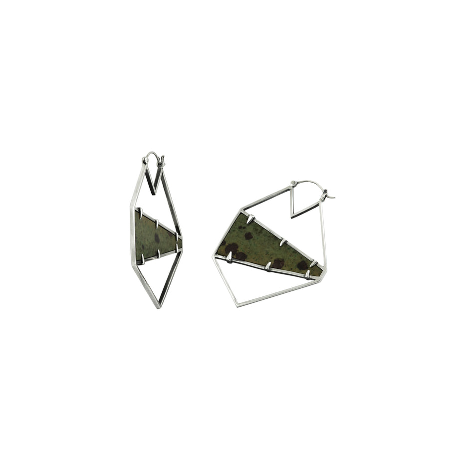 Interspatial Earrings