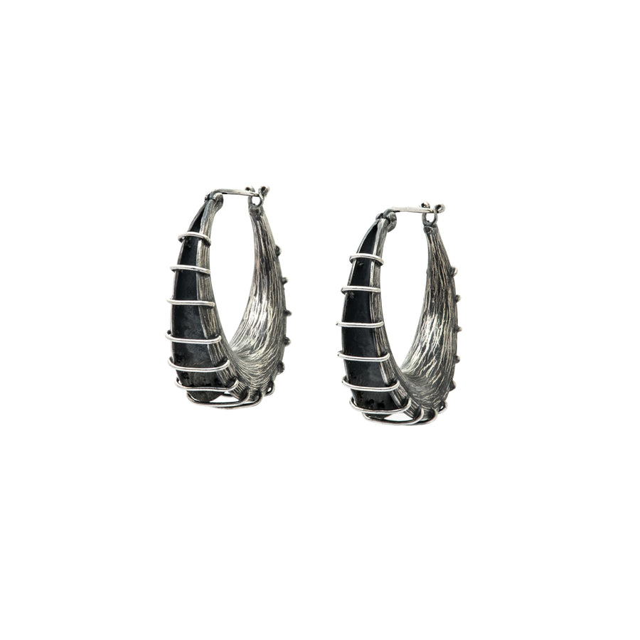 Parallel Orbit Earrings