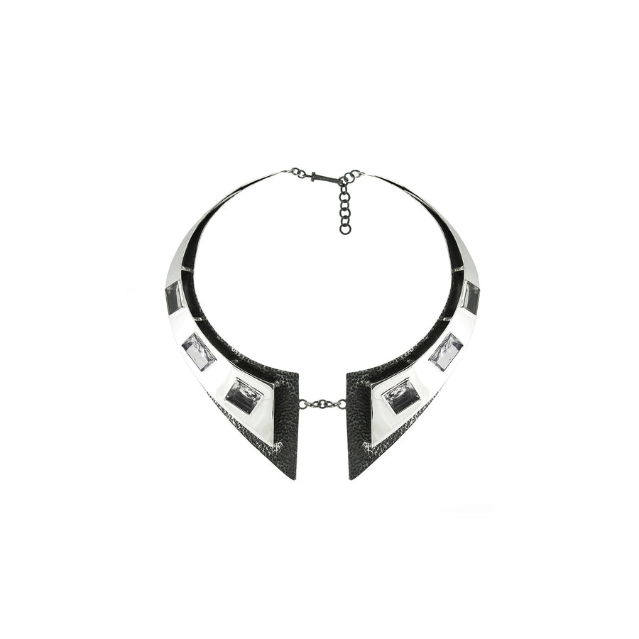 Rising Lights Collar Necklace