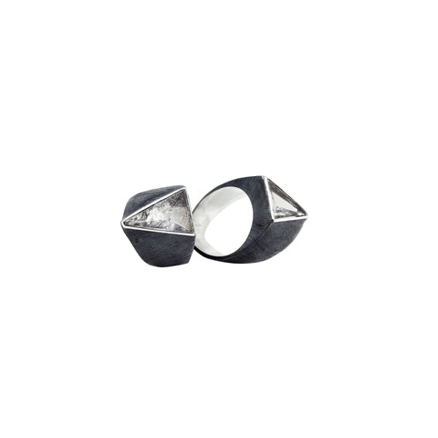 Soul Lights Double Ring
