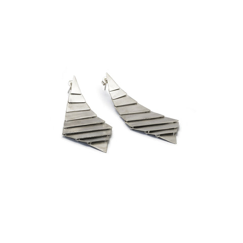 Wind Wave Earrings