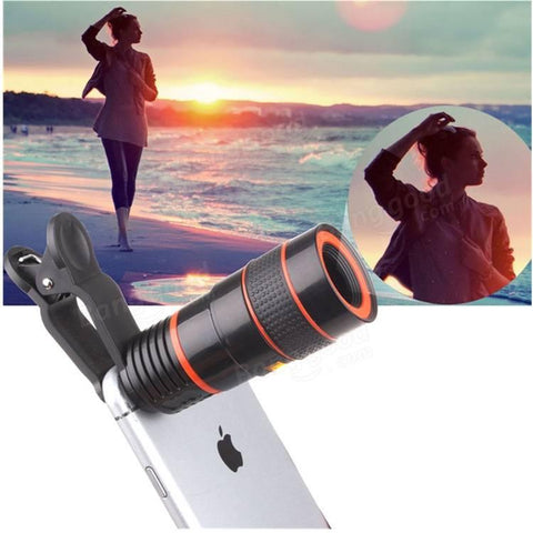 Mobile Phone Far-out Zoom Lens