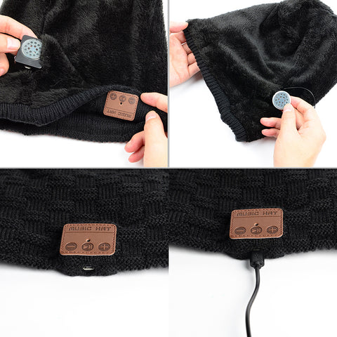 Wireless Earphone Beanie