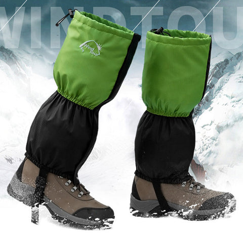 Mountainskin™ Waterproof Ankle Legging - The Wind Tour™