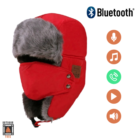 Bomber Bluetooth Hat