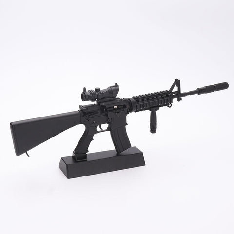 TOY GUN METAL SCALE MODEL M16