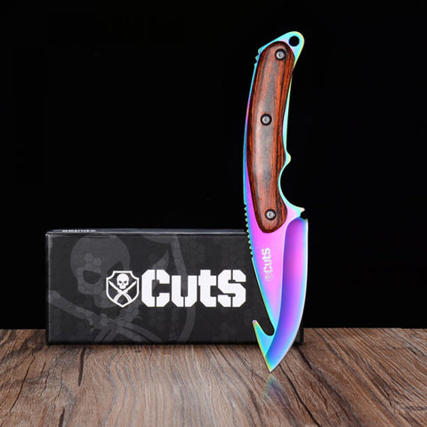 GUT KNIFE FADE