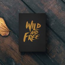 Diary - Wild and Free (Limited edition)