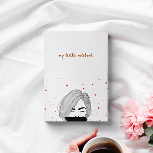 Diary - My little notebook